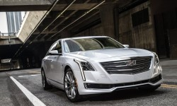 2016 Cadillac CT6 Photo