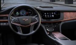 2016 Cadillac CT6 Black Interior