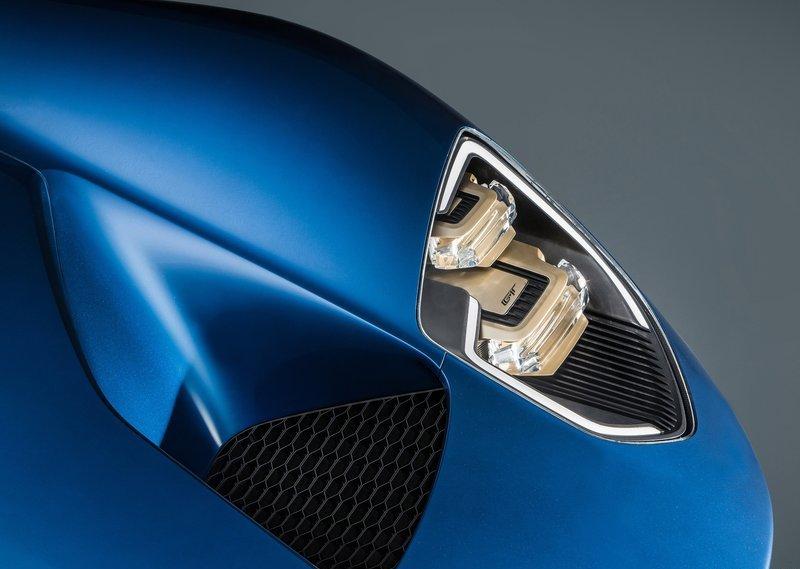 2017 Ford GT Bonnet Hood Radiator Grille
