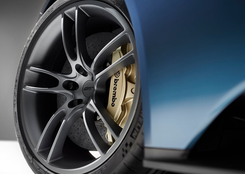 2017 Ford GT Rims