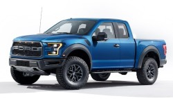 Ford F-150 Raptor 2017 - Front Angle
