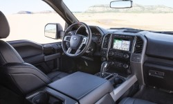 Ford F-150 Raptor 2017 - Interior New Style