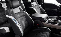 Ford F-150 Raptor Rear Seats, Interior