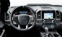 Ford F-150 Raptor Steering Wheel