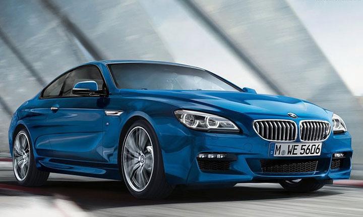 BMW 6-series 2018 года - фото, характеристики, цена новой модели BMW