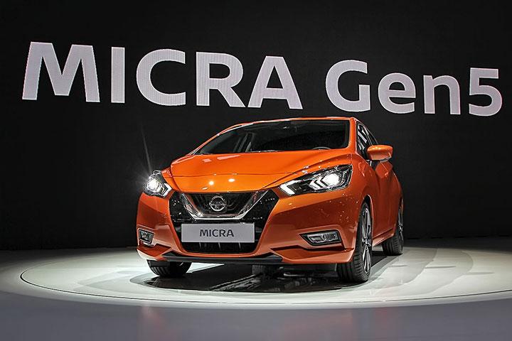 Nissan Micra 2018 года - фото, характеристики, цена новой модели Nissan