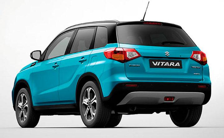 Suzuki Vitara 2018 года - фото, характеристики, цена новой модели Suzuki