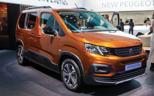 ... пассажирского «каблучка» Peugeot Partner Tepee. Продажи нового Пежо  Рифтер в Европе стартуют в сентябре 2018 года по цене от 20 с небольшим  тысяч евро 4a7fcf318504d