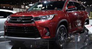 Toyota - все новые модели 2018 года